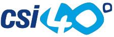 40 anni di CSI Logo